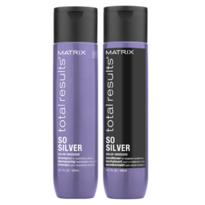 Matrix So silver 300 ml