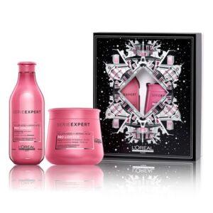Prolonger shampoo + Mascara