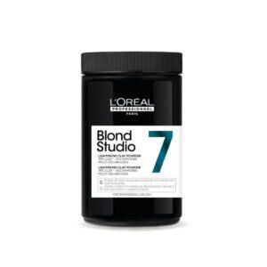 Decolorante Blond Studio 7 sin amoniaco